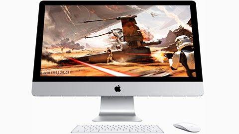 Windowsspel på Mac