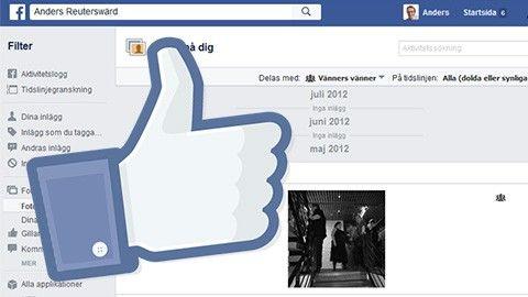 Knepet som rensar alla pinsamma Facebook-bilder
