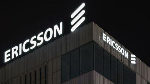 Ericsson kontor logga