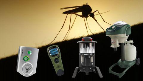 Myggdödare, myggfångare
