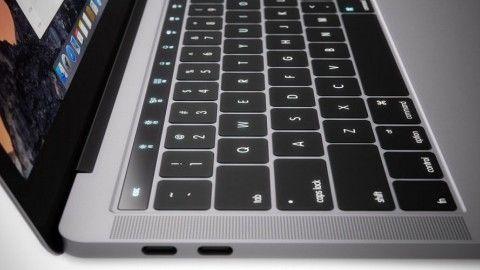 Mockup av Macbook Pro