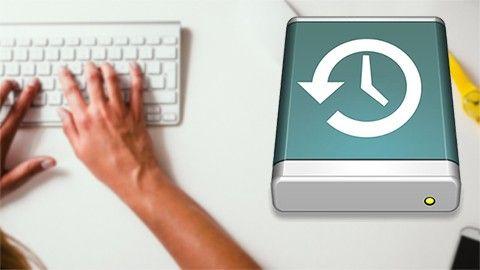 Migrera till ny Mac med Time Machine