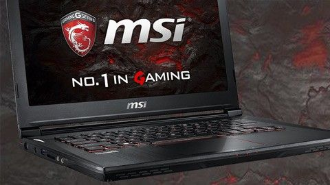 MSI GS43VR 6RE-008NE
