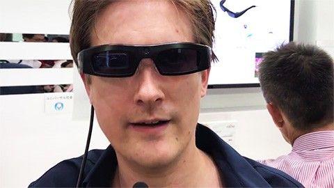 Fujitsu glasögon