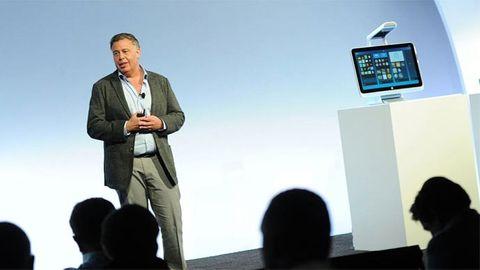 Dion Weisler är högsta chefen på HP Inc