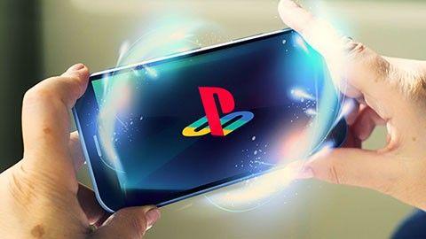 Playstationspel på mobilen
