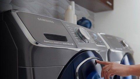 Samsung tvättmaskin