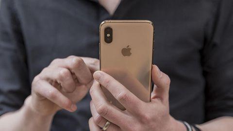Säkerhetskopiera Iphone