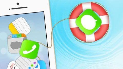 sms backup iphone