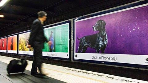 Apple-reklam