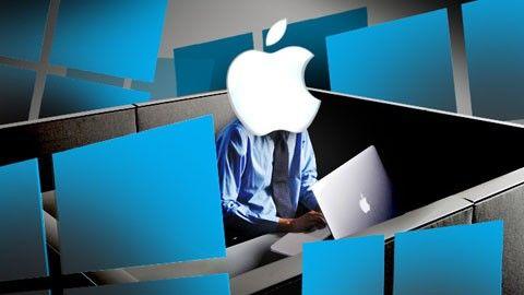 Pc och Mac i nätverk