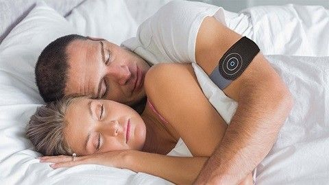 Anti-Snore Wearable