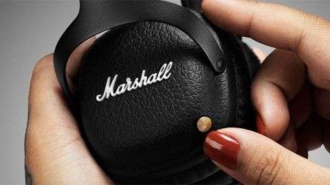 Test Marshall Mid Bluetooth - trådlösa on-ear-hörlurar som imponerar - M3 8da4b64f1978f