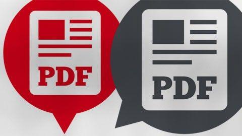 Hur skapar jag pdf-filer?