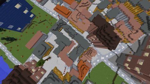 Sverige i Minecraft