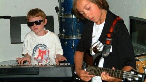 Barn och Musik