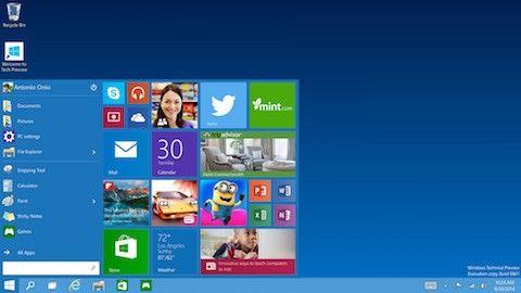 Windows 10 Creators Update april