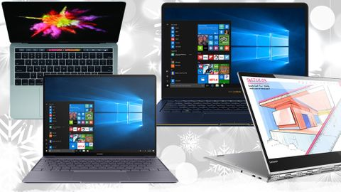 Ultrabook laptop