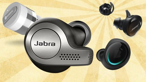 Airpods true wireless