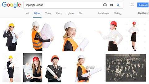 Re-search söker jämställt