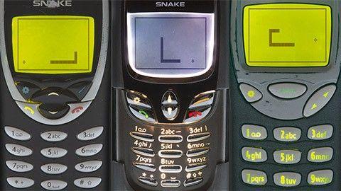 Nostalgitripp: Snake i din smartphone