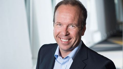 Network Services vd Fredrik Svensson.