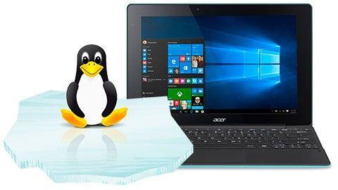 Kör Linux i Windows