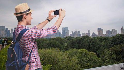 Blixtsnabba bilder i mobilen