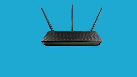 Kom igång med, installera router