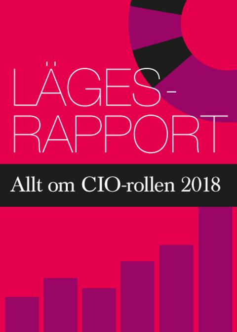 CIO Lägesrapport 2018