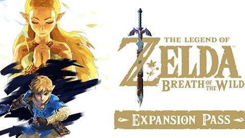 The Legend of Zelda: Breath of the Wild Expansion Pack
