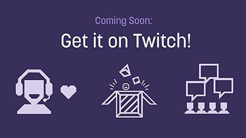 Get it on Twitch