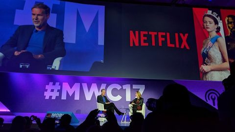 Netflix MWC