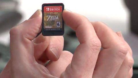 Switch-kassett