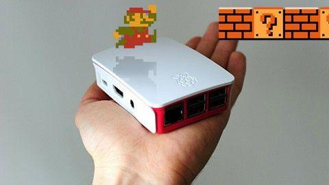 Raspberry Pi spel