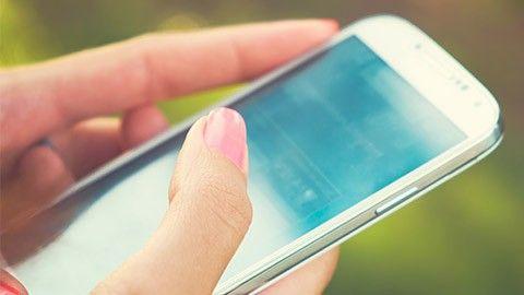 Så raderar du en begagnad mobil