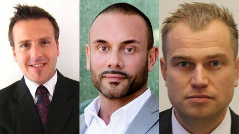 Tre CIO:er