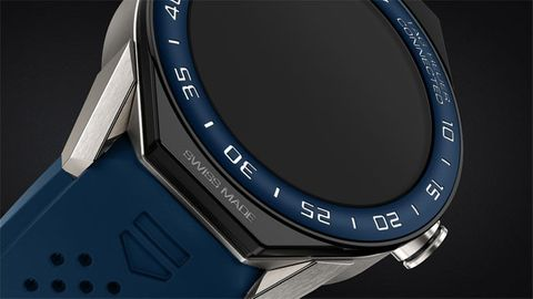 Tag Heuer Connected Modular 45 Intel