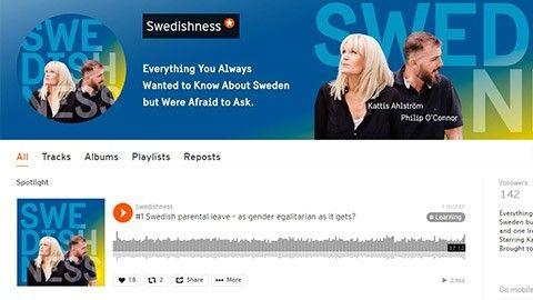 En podd om svenskhet