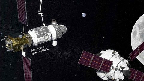 Nasa planer för Mars