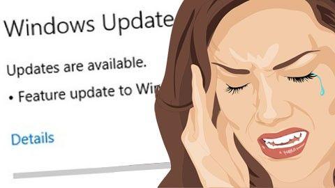 Windows 10 stäng av uppdateringar