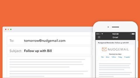 Smart tjänst för att mejla påminnelser