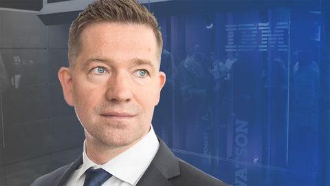 Robin Blomqvist / IBM Watson