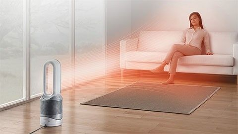 Dyson Pure Hot + Cool Link luftrenare