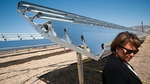 Apples miljöchef Lisa Jackson
