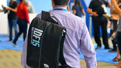 Intel Developer Forum 2015.