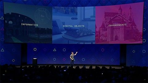 Screencap Facebook F8 Keynote Mark Zuckerberg