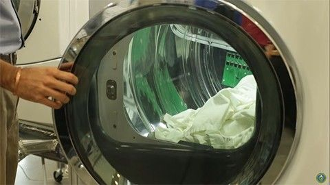 Ultrasonic dryer