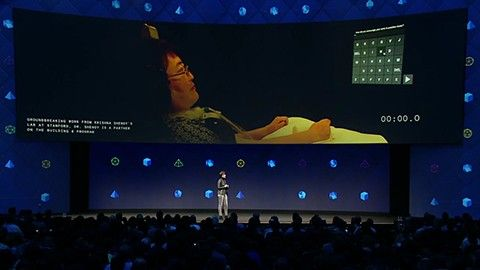 Facebook F8, B8, human-brain-interface
