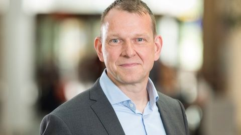 Ola Rehnberg, säkerhetsexpert på Symantec.